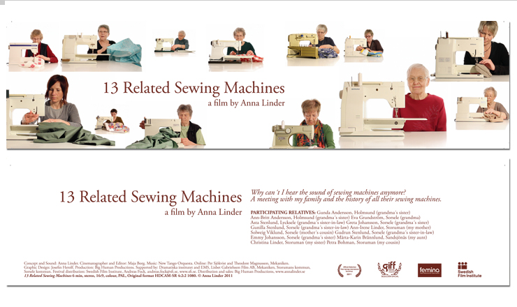 13 Related Sewing Machines