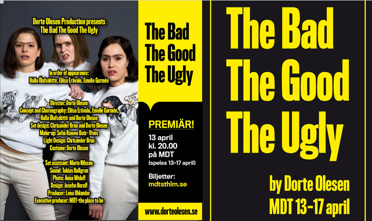 The Bad, The Good, The Ugly